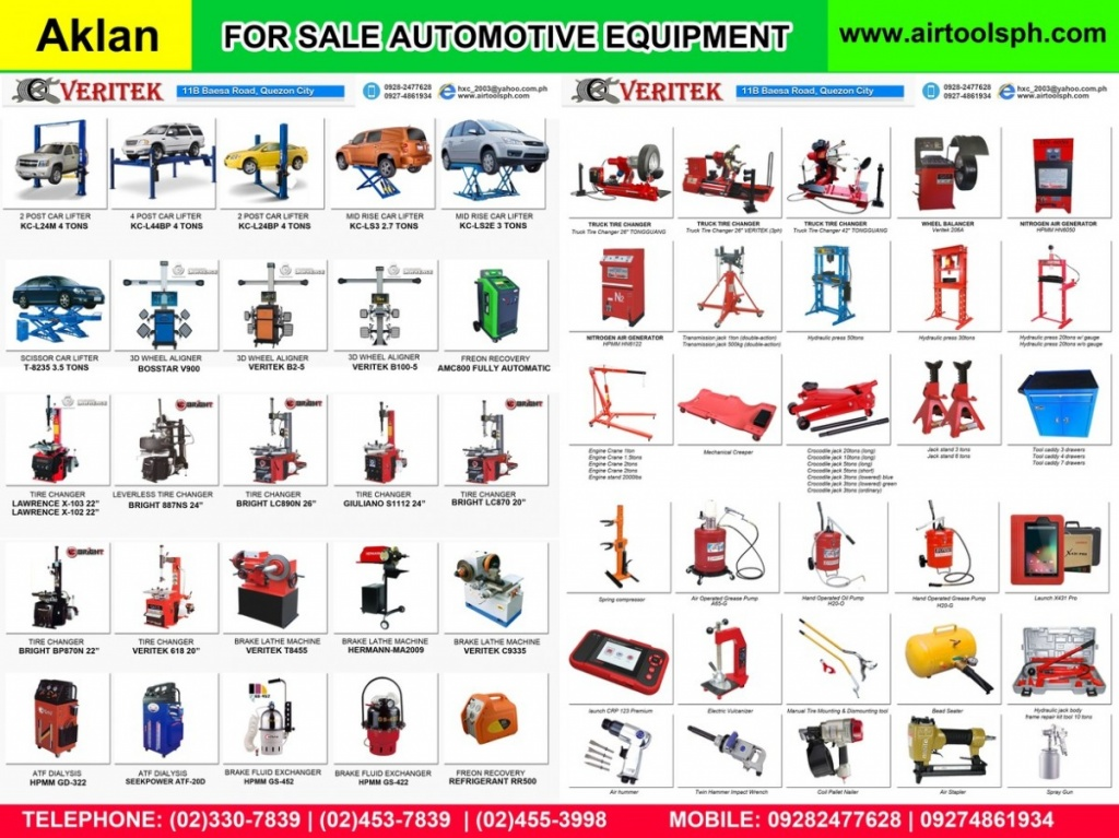 Automotive Wheel Alignment Tools ... wheel alignment machine in Philippines-trusted distributor for decades
